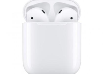 [애플] 에어팟 2세대 유선충전 (AirPods) [MV7N2KH/A] [애플코리아정품]